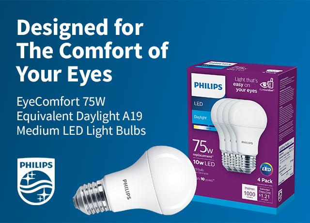 Philips LED Lightbulbs
