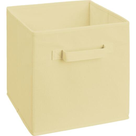ClosetMaid Cubeicals 10.5 In. W. x 11 In. H. Natural Fabric Drawer